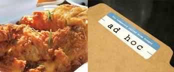 ad hoc cuisine ad hoc addendum chanintr