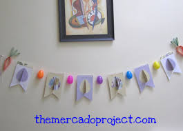 diy easter decorations themercadoproject
