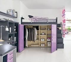 Bunk Bed For Small Room Home Design Loft Beds For Teenagers Bunk Small Room Ideas Within