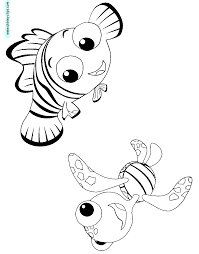 coloring download finding nemo characters coloring pages finding