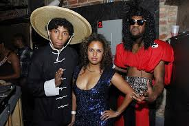 Drinking Halloween Costumes Dragon Shonuff Bruce Leroy Halloween Costumes Pictures