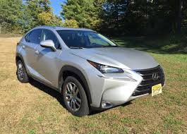 lexus crossover 2015 review 2015 lexus nx 200t a luxury compact crossover that