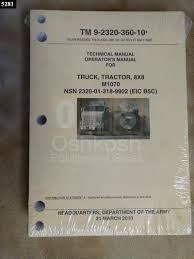 truck manuals oshkosh equipment