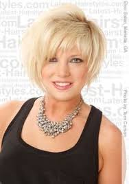 photos layered haircuts flatter round face women over 50 27 flattering hairstyles for round faces my style