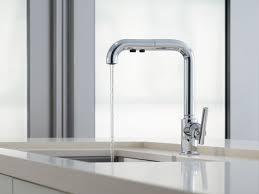 matte black kitchen faucet standard plumbing supply product kohler k 7505 bl purist