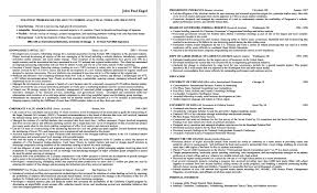 Examples Of A Resume For A Job by Specific Advice For A Standout Resume Ziprecruiter