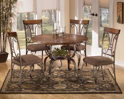 round dining room table sets casual dining room table and chairs plentywood 5 piece round dining