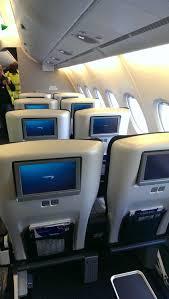 Most Comfortable Airlines Seatguru Seat Map British Airways Airbus A380 800 388 Travel