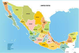Mexico Maps by Map Mexico
