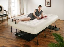 Inflatable Bed With Frame The Eazy Bed Double Portable Self Inflates In Under 3