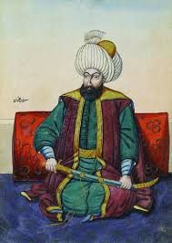 Ottoman Founder Osman Gazi And His Sword Osman Was The Founder Of The Ottoman