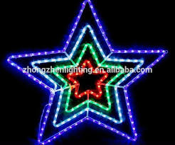 sensational outdoor rope light silhouettes chritsmas decor