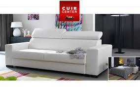 canap convertible 2 places cuir canape 2 places cuir center maison design hosnya com