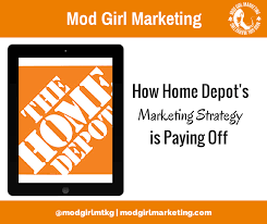 Home Depot Marketing Plan | how home depot s marketing strategy is paying off