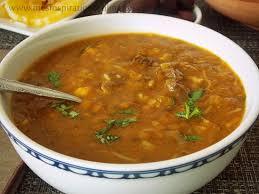 soupe harira marocaine harira fassia le cuisine de samar