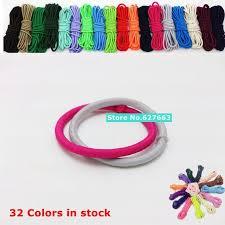 bracelet diy rubber images Buy 32colors 4mm diy elastic rubber rope nylon jpg