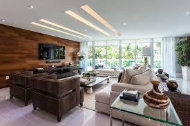 open floor plan condo condo design living room contemporary with white sectional sofa