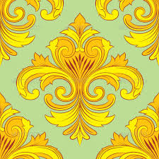 vintage ornament pattern by alitsuarnegara graphicriver