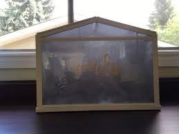 mercury glass card box ikea sweet prairie