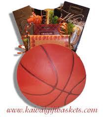 basketball gift basket basketball s day gifts