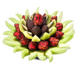 bouquet of fruits wedding fruit bouquets fruit bouquets