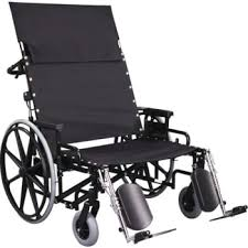 gendron bariatric reclining wheelchair 32