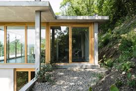 Slope House Gallery Of House On A Slope Gian Salis Architect 1