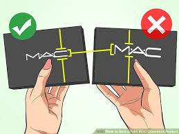 3 ways to spot a fake mac cosmetics product wikihow