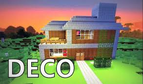 Plan Minecraft Maison by
