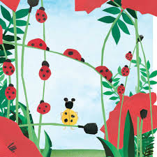 lara the yellow ladybird picture books bedtime stories
