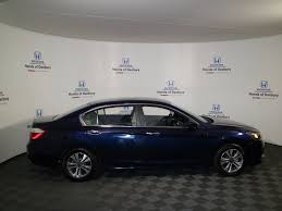 2013 used honda accord sedan 4dr i4 cvt lx at honda of danbury