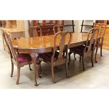 Dining Room Sets 6 Chairs by Pennsylvania House Cherry Dining Table With 6 Chairs Upscale