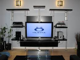 Tv Wall Units Creative Tv Wall Units For Living Rooms Home Design And Interior