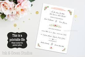personalised printable muslim marriage certificate heirloom