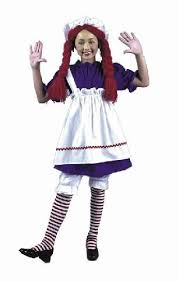 Raggedy Ann Costume Girls Costumes Tagged