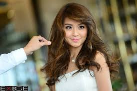 hair style of kathryn bernardo hairstyle line images 0 wallpaper