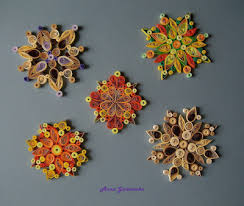 quilling ornaments by gnieciecka quilling
