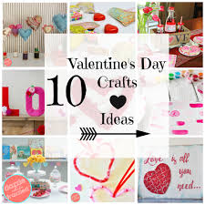 10 cute diy valentine u0027s day crafts and ideas