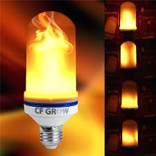 why led light bulbs flicker flickering light bulbs led flame effect fire light bulb flickering