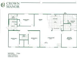 oak creek homes double wide floor plans