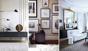 Black And White Home Interior by The Black And White Abode Part 1 Inspiration The Havenly Blog