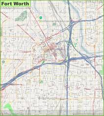 Map Of Dallas Fort Worth Images Of Fort Worth Us Map Sc