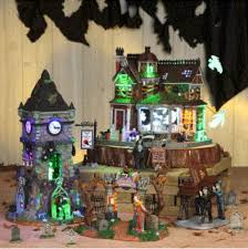 lemax spooky town lemax spookytown exclusives