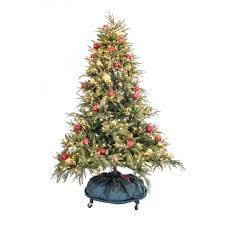 Decorated Christmas Tree Storage by Treekeeper Pro Storage Bag W Stand For Decorated Christmas Tree