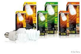 uva and uvb light exo terra reptile uvb 150 compact l 13w livefood uk ltd