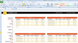 workout routine excel template expin franklinfire co