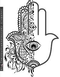 design an eye catching hamsa t shirt in adobe illustrator