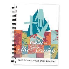 religious calendars desk wall calendar for sale