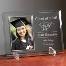 graduation frames engraved graduation glass picture frame giftsforyounow