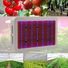 full spectrum 600w led grow light red blue white uv ir ac85 265v